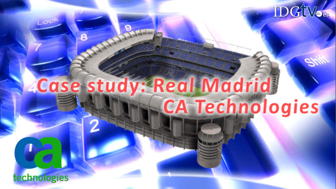 Real Madrid signs up CA ARCserve to protect and simplify its backup
