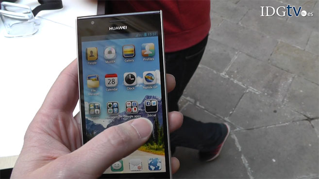 MWC_Huawei_AscendP2_video