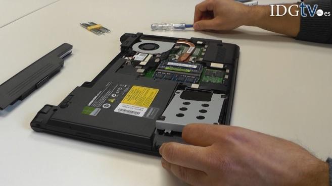 Tutorial: Cómo reemplazar el disco HD del portátil | IDG ...