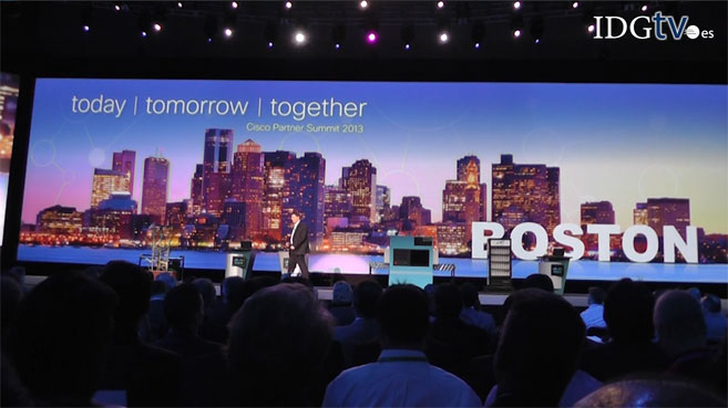 CiscoPartnerSummit_video