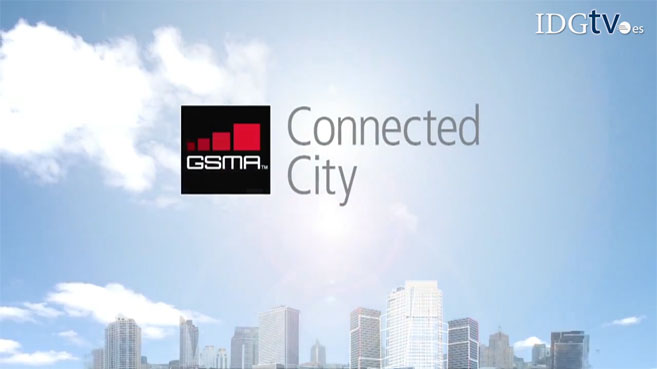 connected city mwc14 gsma