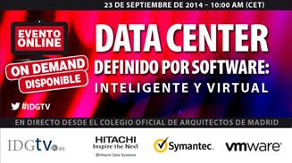 Data Center definido por software: inteligente y virtual_ondemand