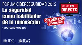 En directo - Fórum Ciberseguridad 2015_ondemand