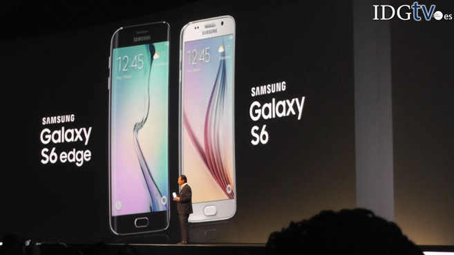 Presentación del Samsung Galaxy S6 y Galaxy S6 Edge en Mobile World Congress
