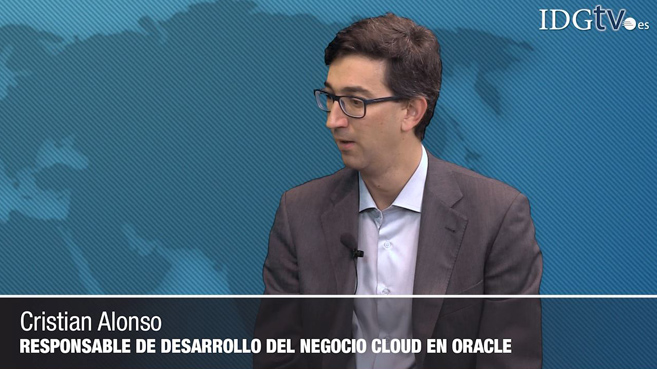 entrevista a Cristian Alonso - Oracle