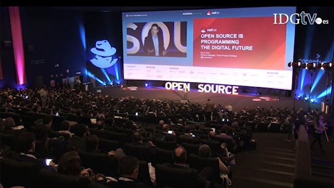 Enterprise Open Source Conference 2016