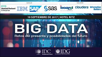 En Directo - Big Data 2017