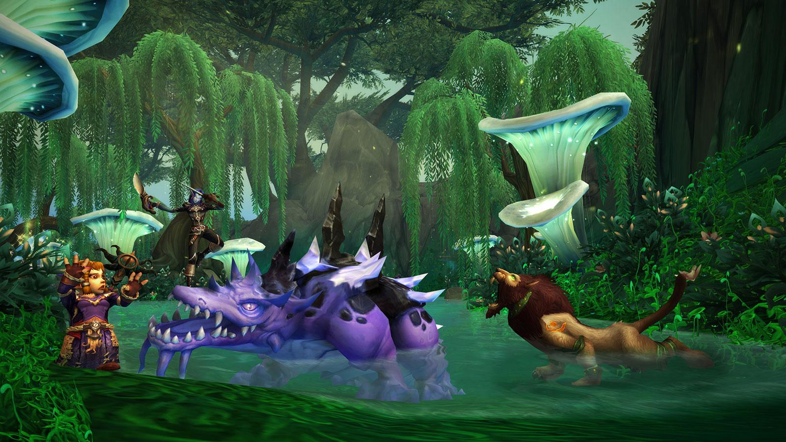 Battle of Azeroth la expansión más vendida — World of Warcraft