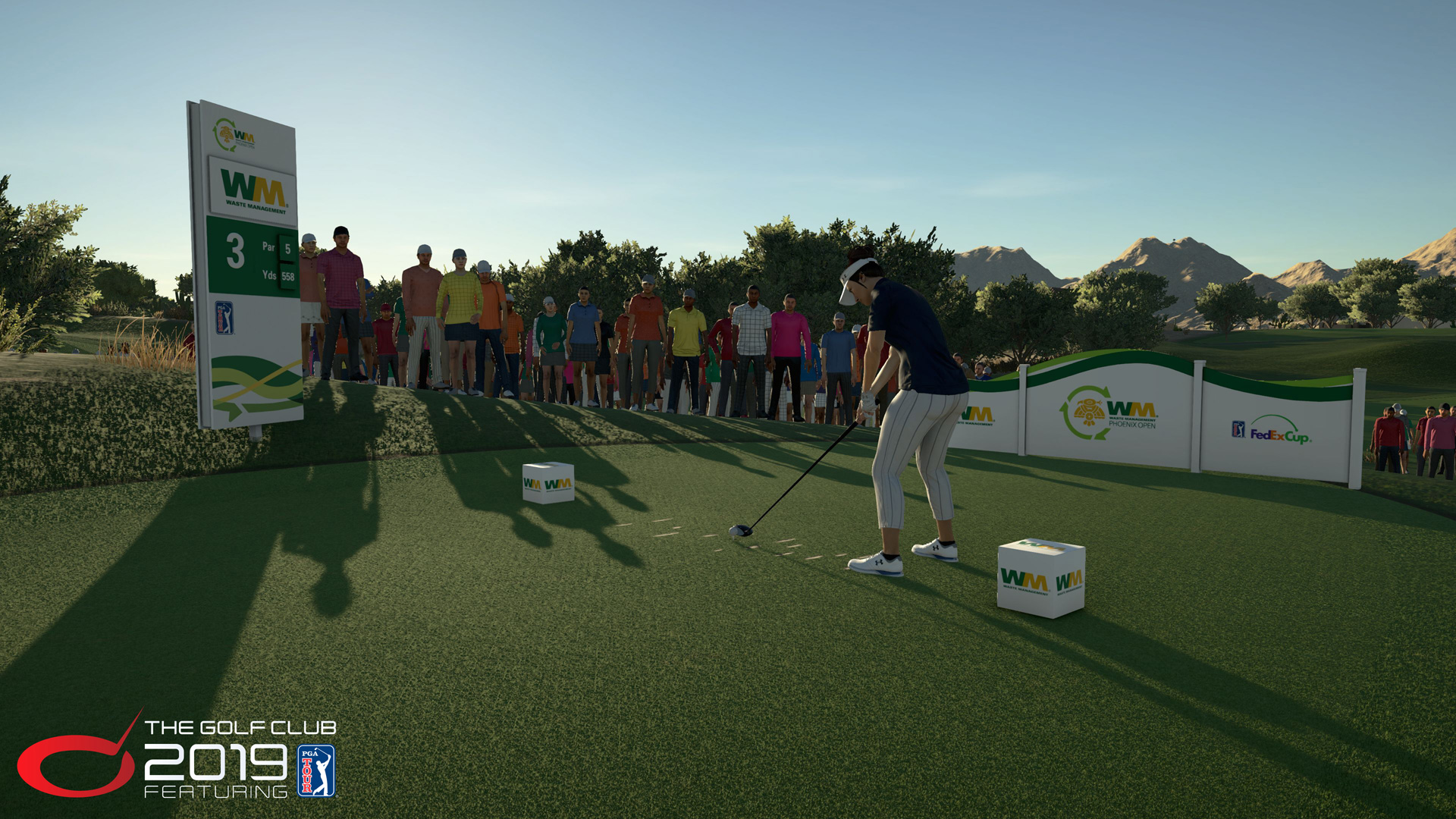 2K publica The Golf Club 2019: Featuring PGA Tour