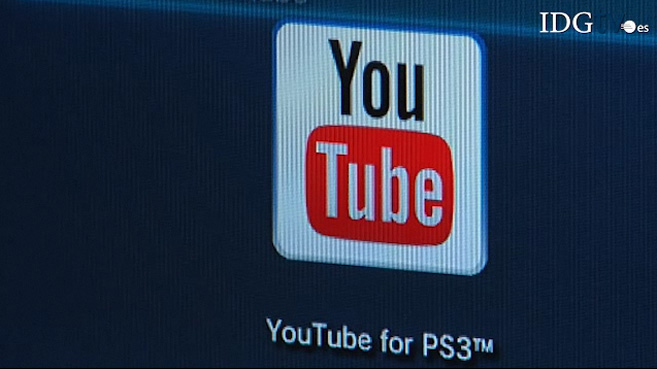 Youtube-Control gestual