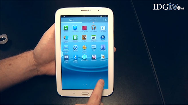 MWC2013: Samsung lanza el tablet Galaxy Note 8