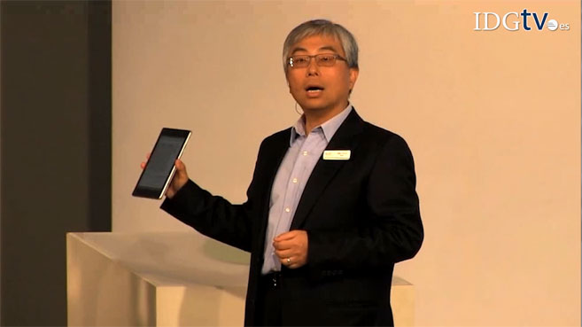 Acer presenta el tablet Android Iconia A1