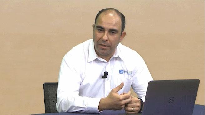 Ángel Serrano, de Palo Alto Networks, explica cómo fortalecer la seguridad de la red ante las nuevas amenazas en un webinar de IDGtv