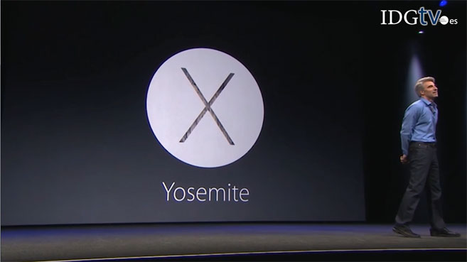 Apple presenta Yosemite, un sistema operativo que permite mayor interacción entre Mac y iPhone