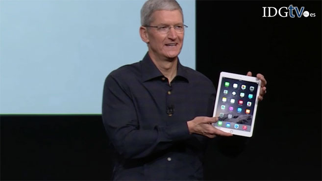 Apple presenta el iPad Air 2 y iPad Mini 3, más finos y rápidos