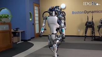 Boston Dynamics a la venta