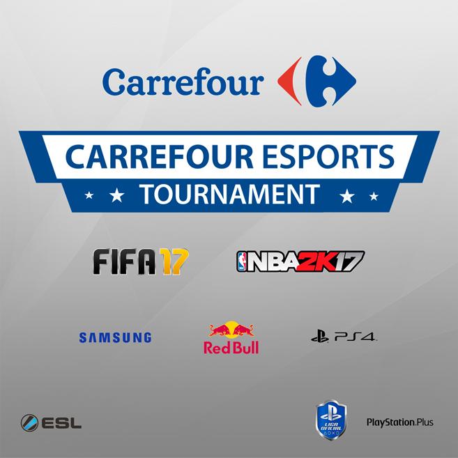 Carrefour Esports Tournament Presenta Los Primeros Torneos De Fifa