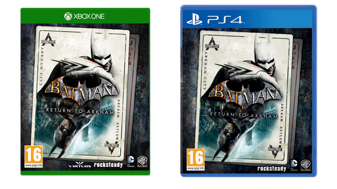 Ya Disponible Batman Return To Arkham Para Ps4 Y Xbox One