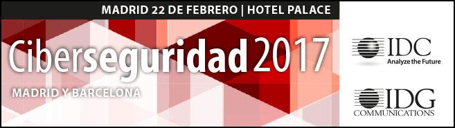 Fórum Ciberseguridad 2017