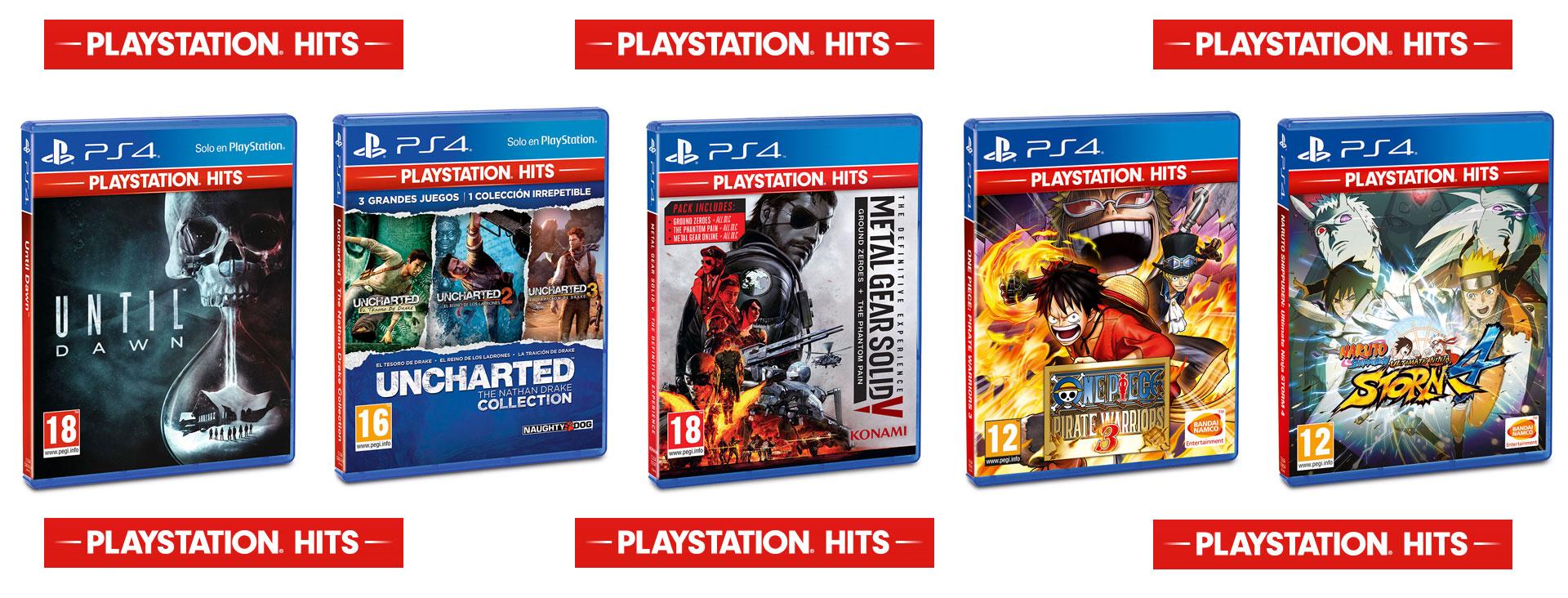 Playstation Hits Lanza Su Segunda Tanda De Juegos Para Ps4 El 2 De