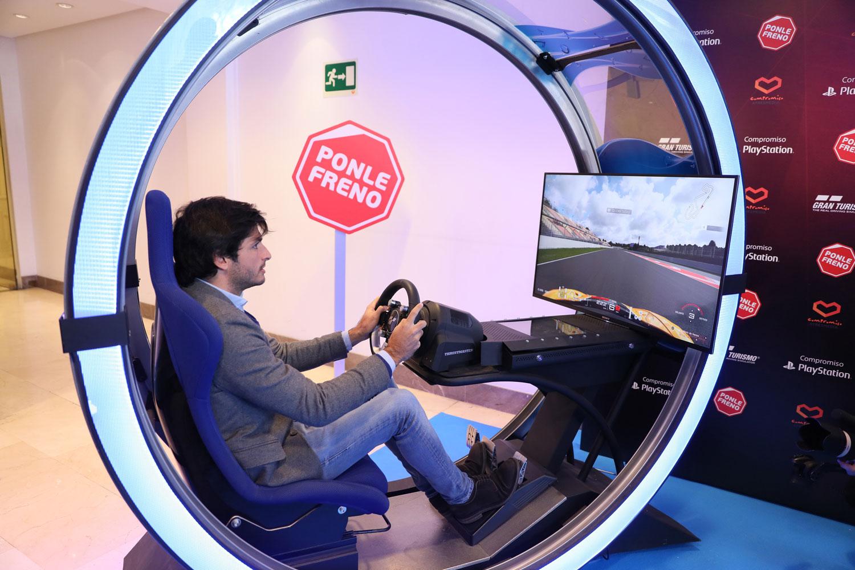 Playstation Y Ponle Freno Presentan Su Nueva Campana Conducida Por