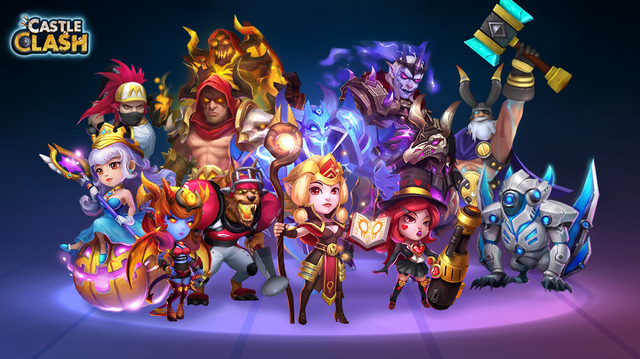 10 juegos como Clash of Clans